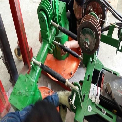 小型牧草割草机 旋刀式