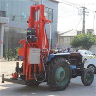 BK-低损耗正循环拖拉机液压钻机冲抓锥
