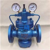 压力表气体减压阀