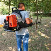 汽油大功率背负式吹风机吹树叶清理机