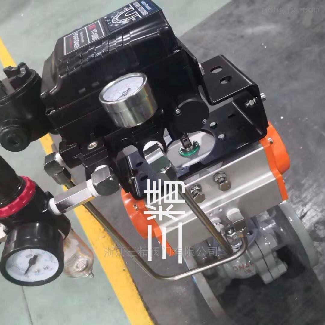 碳钢气动球阀