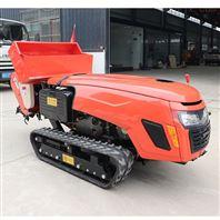 田园管理机履带式施肥开沟农用果园回填