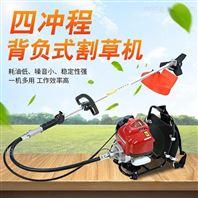 夏季荒草清理除草机背负式锄草锄地机