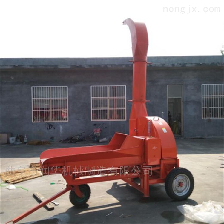 青贮牧草秸秆铡草机 养殖场稻草揉丝机