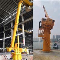 新款8吨船吊 8吨船用起重机报价  型号大全