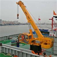 小型8吨船吊 8吨船用起重机质量保证