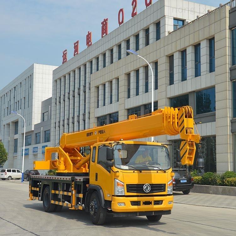 16吨吊车价格 江淮16吨汽车吊配置 型号大全