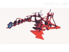 机引铧式犁及合墒器