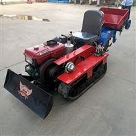 世超牌小履带式拖拉机,果园管理机