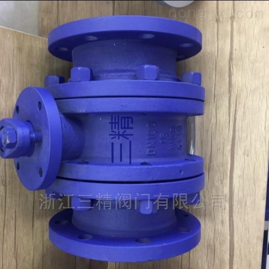 铸钢陶瓷球阀