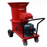 汽油15马力电启动树叶树木粉碎机