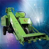 柴油动力三轮清粪车 牛场粪便自动清粪机