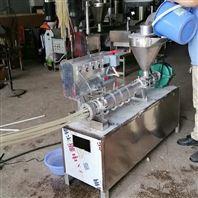 自动供料牛排豆皮机 薄软糯筋干面皮机