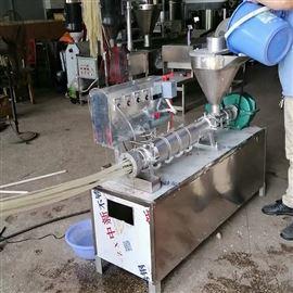 THP-80冷榨豆饼成型豆皮牛排机