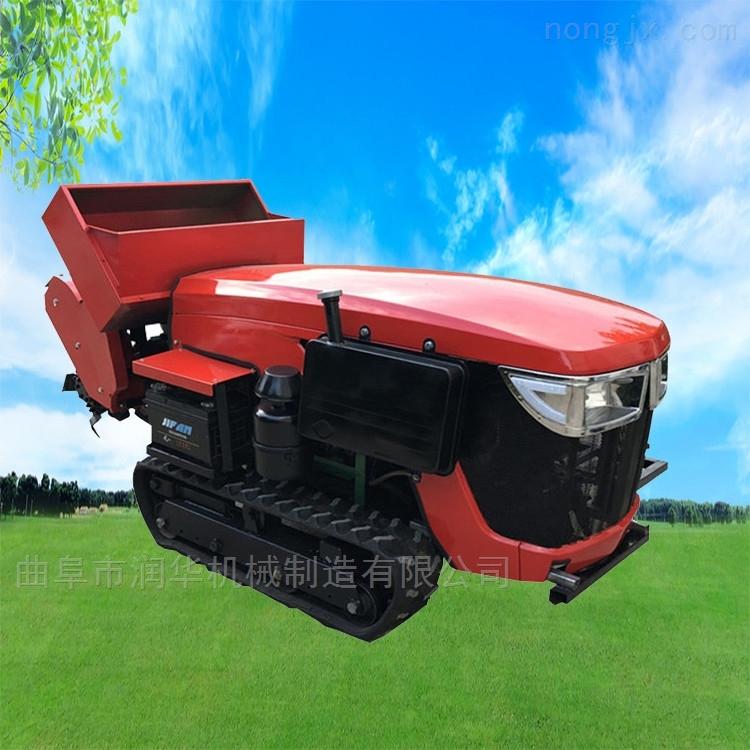 多功能履带式旋耕开沟机 柴油40马力施肥机