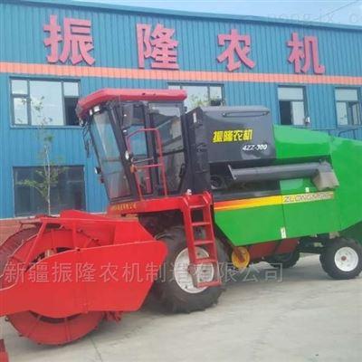 4ZZ-300A收獲機農用籽瓜聯合收獲機廠家